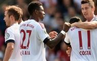 Noettingen 1-3 Bayern Munich (Cúp Quốc gia Đức)