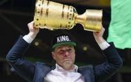 Wolfsburg thưởng lớn cho HLV Dieter Hecking