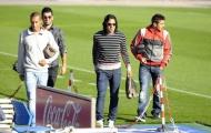 Làm ăn trong bóng đá: Xách cặp học Atletico