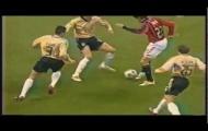 Những pha bóng như làm xiếc của Kaka ở AC Milan