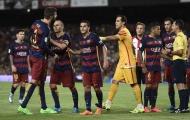 Barcelona trước nguy cơ dính sao quả tạ