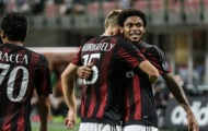 Bùng nổ hiệp một, AC Milan thắng nhẹ tại Coppa Italia