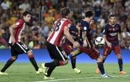 Lionel Messi lập kỷ lục trong ngày buồn của Barca
