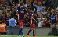 Barca khiếu nại án treo giò 4 trận của Pique