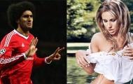 Fellaini: Gã trai khờ và sao khiêu dâm