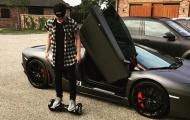 Choáng với siêu xe Lamborghini của Nasri