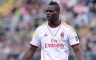 """01h45 ngày 30/08, AC Milan vs Empoli: Chờ 'người đàn ông"""" Balotelli xuất hiện"""