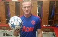 """Depay cực chất bên siêu xe, Rooney khoe bóng """"hat-trick"""""""