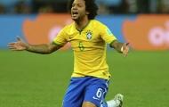 Marcelo nhận sắc lệnh mới từ Dunga