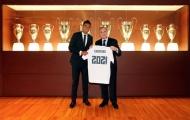 Casemiro tươi rói nhận 'đặc ân' từ Real Madrid