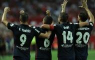Sevilla 0-3 Alt. Madrid (Vòng 2 La Liga)