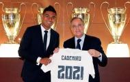 Sao trẻ Real Madrid được thưởng lớn