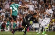 Có một chiến dịch chống Keylor Navas ở Real Madrid