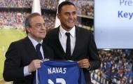 Navas đòi tăng lương dù Chủ tịch Real đích thân xin lỗi