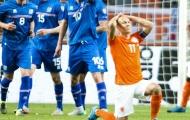 Mất người sớm, Hà Lan thua đau Iceland trên sân nhà