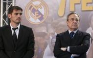 Perez tiết lộ sự thật việc Casillas sang Porto