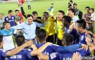 GĐĐH Cao Văn Chóng: B.Bình Dương đủ sức giành cú đúp vô địch mùa bóng 2015