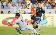 Hai pha ghi bàn đẳng cấp của Kun Aguero vs Bolivia