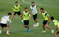 Lộ đội hình Tây Ban Nha tiếp Slovakia