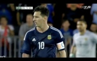 Màn trình diễn của Lionel Messi vs Bolivia