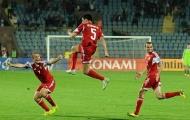 Serbia 2-0 Armenia (Vòng Loại Euro 2016)