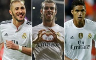 Không chỉ Ramos, M.U muốn cả Benzema, Bale và Varane