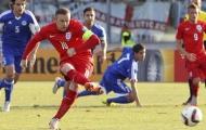 Rooney thỏa ước nguyện, tuyển Anh hủy diệt San Mario