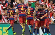 """Góc thống kê: Barcelona lên hương nhờ """"kèo trái"""""""