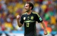 Siêu phẩm khó tin của Juan Mata