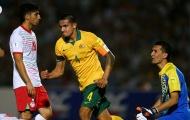 Tajikistan 0-3 Australia (Vòng loại World Cup 2018)