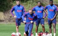 Nóng: M.U nguy cơ mất Rooney, Fellaini lĩnh ấn?