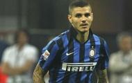 Icardi chắc chắn ra sân trong trận derby Milan