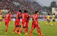 B.Bình Dương 1-3 QNK Quảng Nam (Vòng 25, V-League)