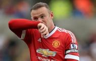Rooney vẫn bỏ ngỏ khả năng ra sân trận gặp PSV