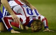 Torres lại tiếp tục ghi bàn vào lưới Barcelona