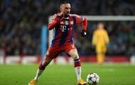 """Chủ tịch Bayern Munich đánh cược Ribery sẽ """"hồi sinh"""""""