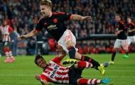 Dự đoán đội hình MU làm khách trước PSV tại Champions League