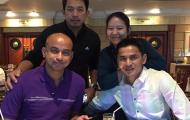 Thái Lan làm tiệc mừng sau khi Kiatisak giảng hòa với trợ lý
