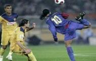 Pha xử lý như Ronaldinho tại V-League