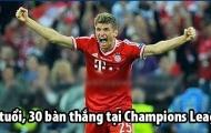 Ảnh chế: Muller một mình cân cả team Man City