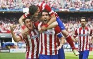 Eibar 0-2 Atl. Madrid (Vòng 4 La Liga)