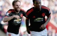 Southampton 2-3 Man United (Vòng 6 Ngoại hạng Anh)