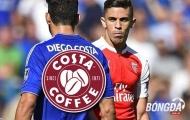 Điểm tin hậu trường 22/09: Fan Arsenal tẩy chay hãng cà phê nỗi tiếng vì Diego Costa