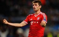 Bayern lại lên tiếng về tương lai của Thomas Muller