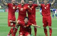 Chính thức công bố danh sách ĐT Việt Nam đấu Thái Lan, Iraq