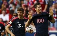 Vòng 7 Bundesliga: Lewandowski tiết lộ bí kíp ghi bàn, Bayern tạo cách biệt với phần còn lại