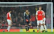 Công làm, thủ phá Arsenal thua liểng xiểng trước Olympiacos