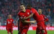Lewandowski lại hóa 'siêu nhân', Hùm xám xé xác Dinamo Zagreb