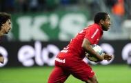 Cựu sao M.U Anderson solo, ghi bàn đầu tiên cho Internacional