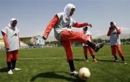 8 cầu thủ trong đội tuyển nữ Iran bị tình nghi về giới tính